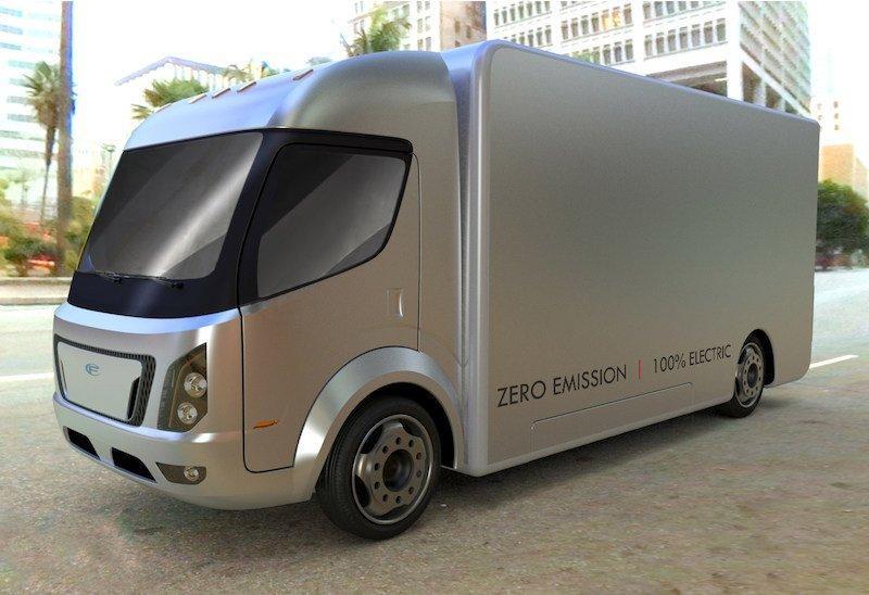 CityFreighter bereitet futuristischen Elektro-Transporter vor