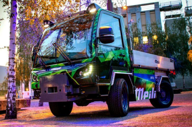 Meili und Suncar HK: Schweizer Partnerschaft für Kommunalfahrzeuge mit E-Antrieb