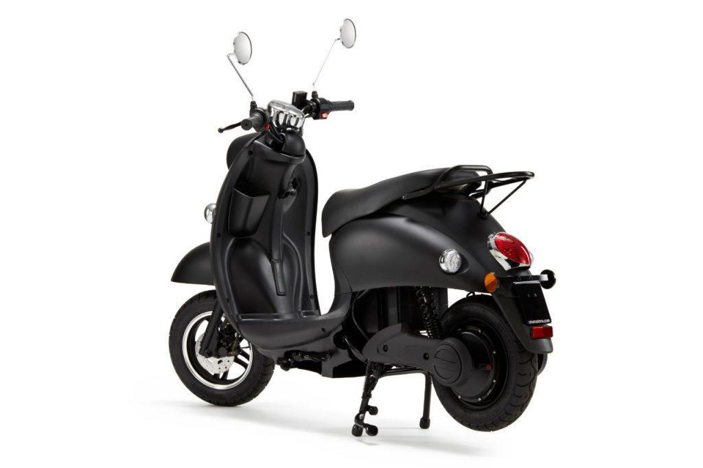 Unu Motors Scooter Elektroroller