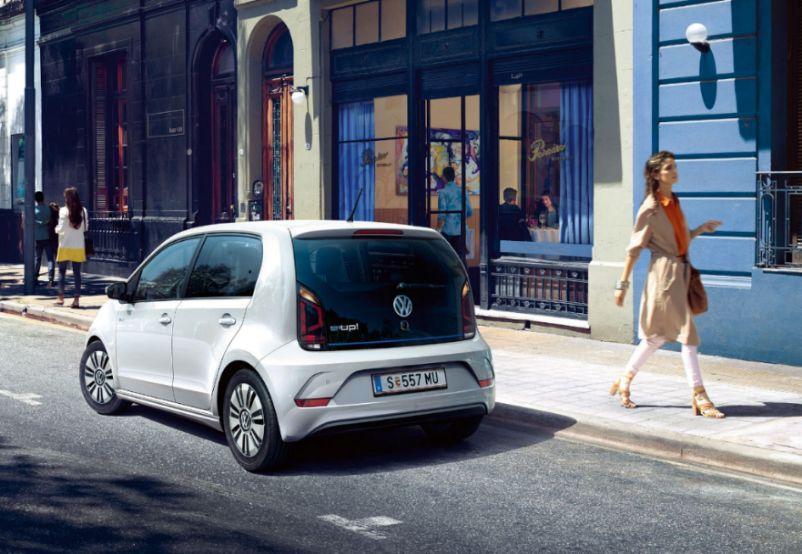 VW e-UP mit einem Preisnachlass von rund 4.000 Euro erhältlich