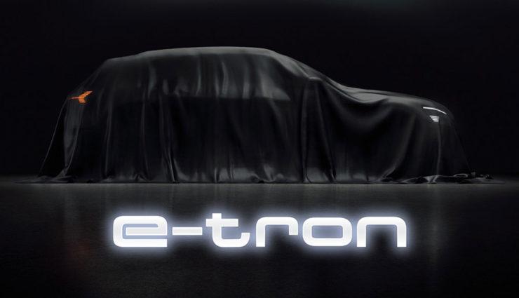 Audi e-tron Symbolfoto