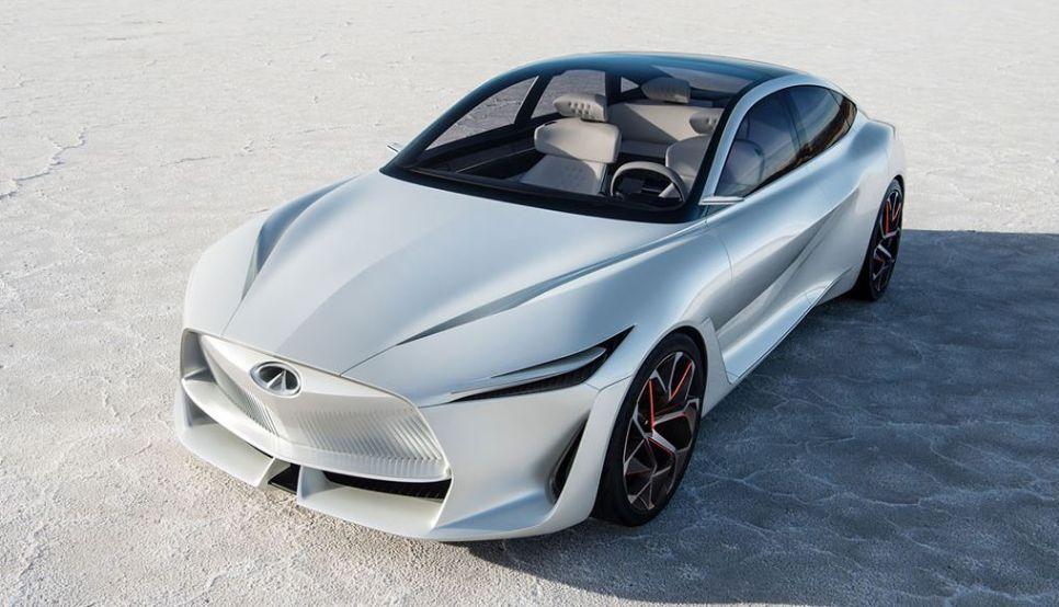Infiniti Q Inspiration Elektroauto
