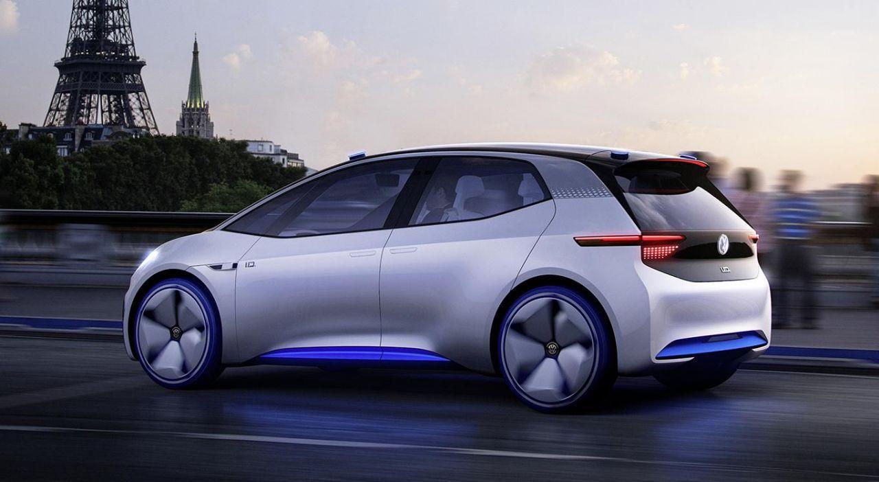 Vorbestellungen für den VW ID. offenbar ab der 1. Jahreshälfte 2019 möglich