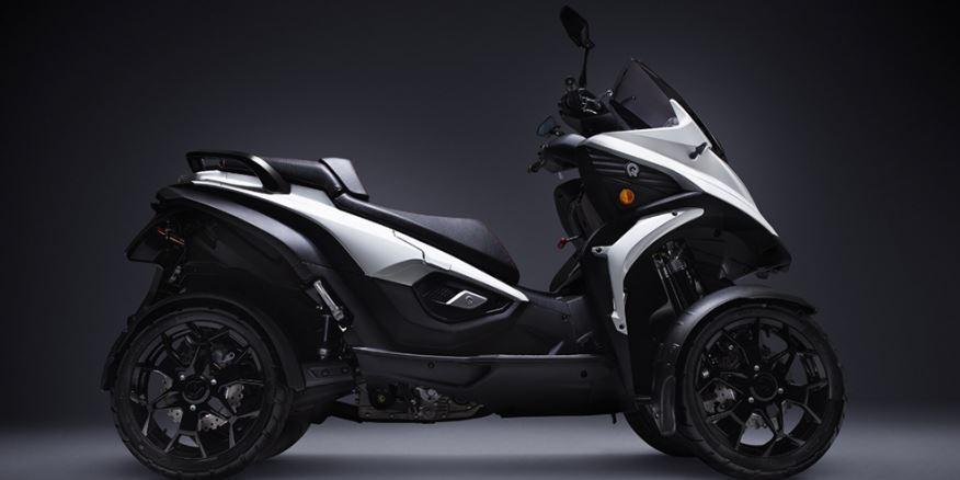 Zero Motorcycles bereitet erstes elektrisches Quad vor