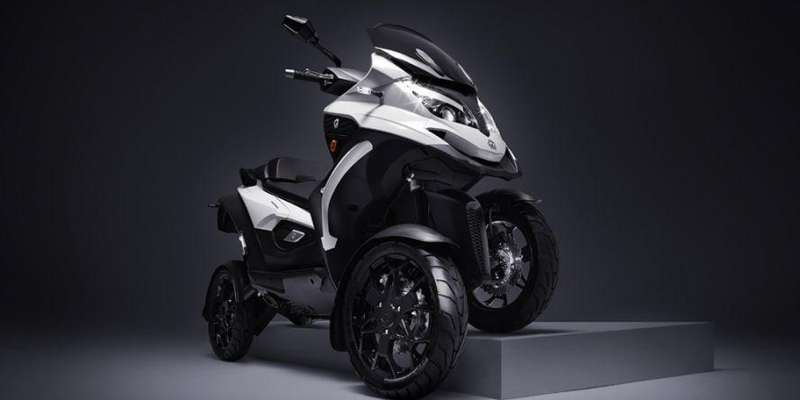Zero Motorcycles e-Qooder Elektro Quad_1