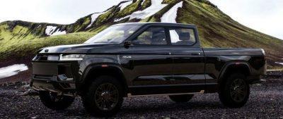 Laden in 15 Minuten, Reichweite bis zu 800 km: Atlis XT E-Pickup
