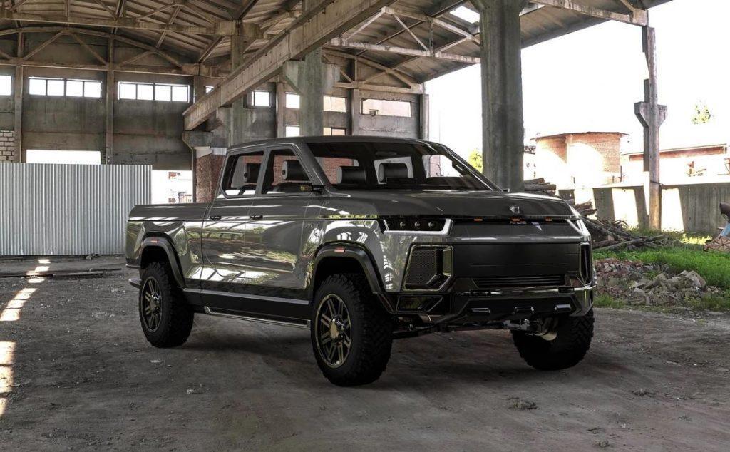 Atlis XT Elektro Pickup_1