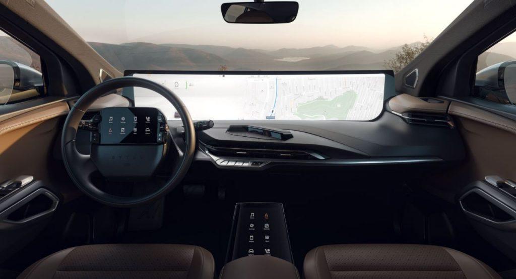 Byton M-Byte Elektroauto 2019_1