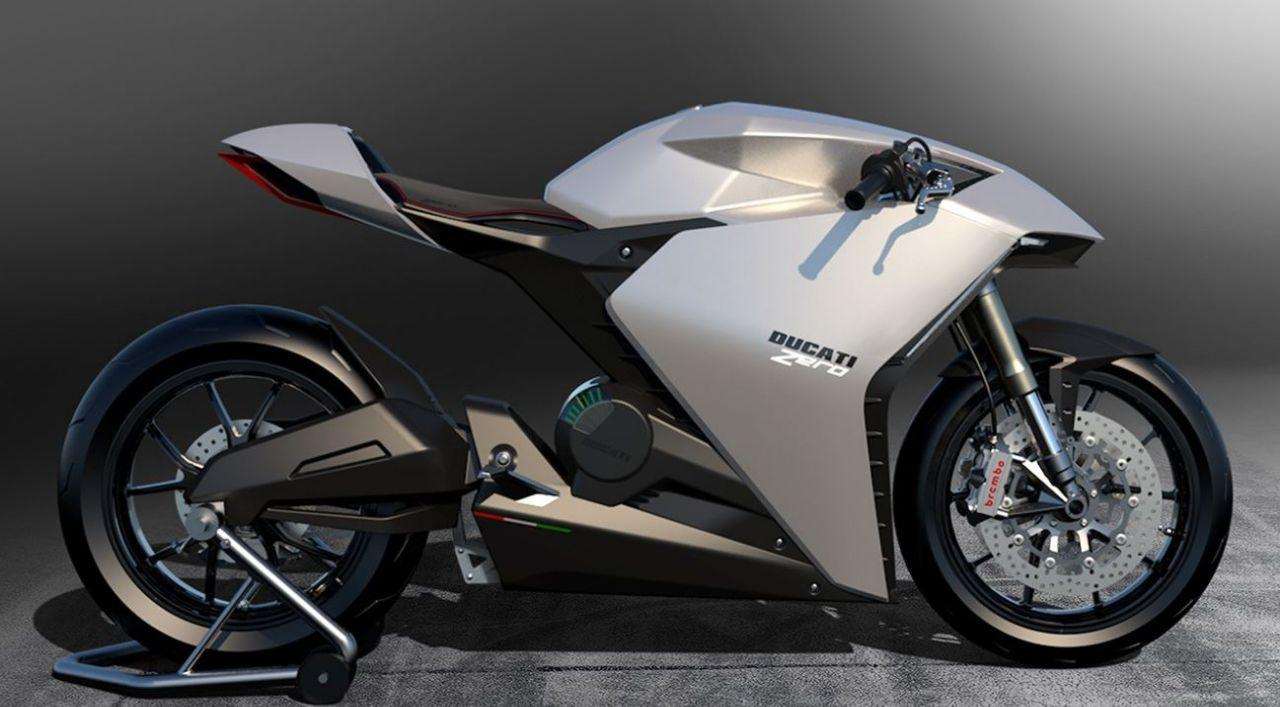Ducati kündigt erstes Elektromotorrad an