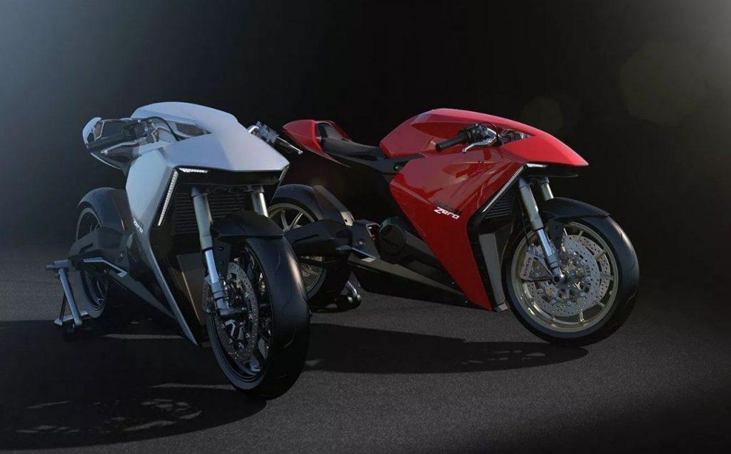 Ducati Zero Konzept Elektromotorrad_1