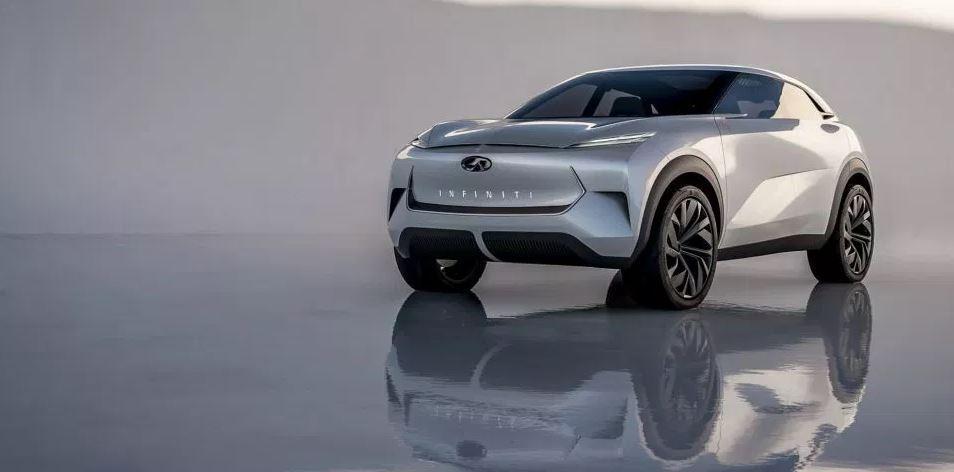 Infiniti QX Inspiration Elektro SUV_1