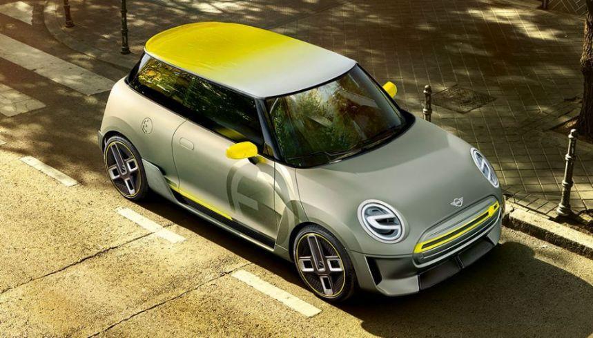 MINI gibt Informationen zum ersten Elektroauto bekannt