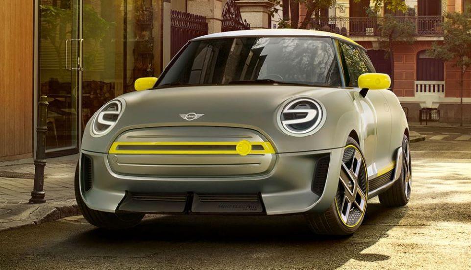 MINI Cooper S E Elektroauto_1