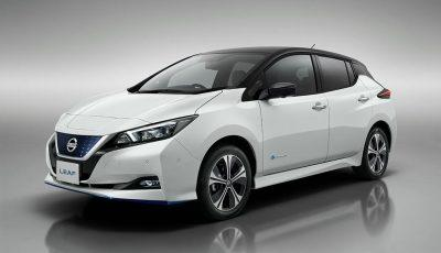 Bis zu 385 Kilometer Reichweite mit dem neuen Nissan Leaf