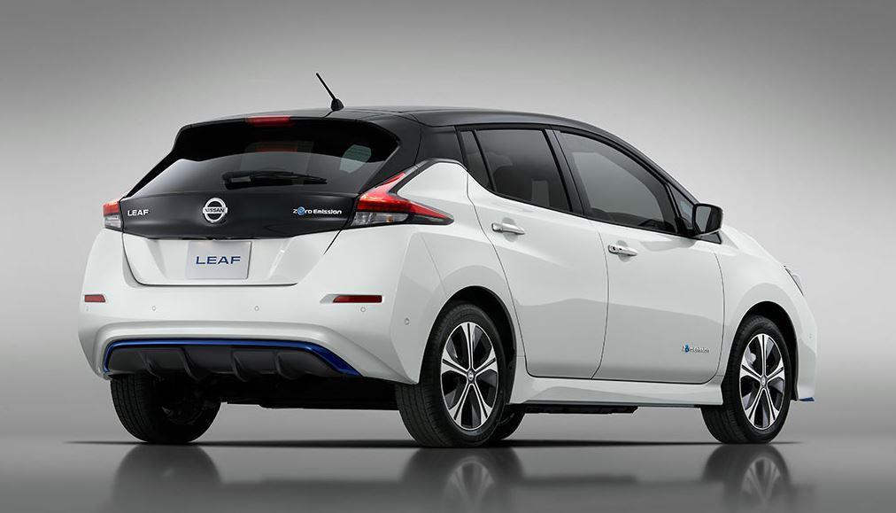 Nissan Leaf 62 kWh Elektroauto_1