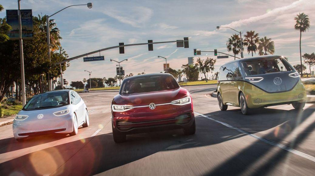 Deutsche Autobauer investieren weltweit am meisten in E-Mobilität