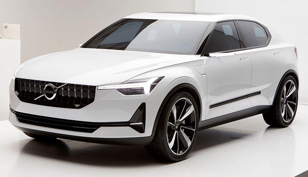Volvo 40.2 Konzeptfahrzeug Elektroauto