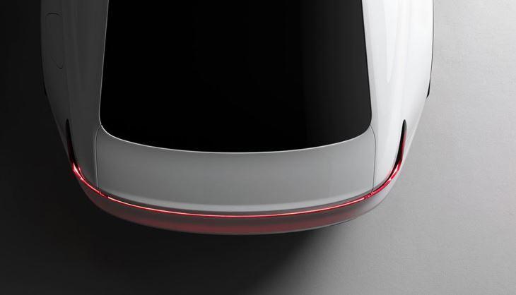 Volvo Polestar 2: Erster reiner Stromer kündigt sich an