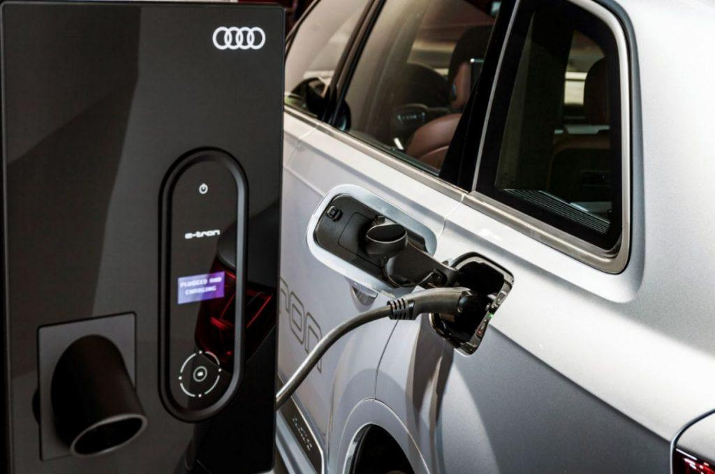 Audi Elektroauto Symbolfoto_1
