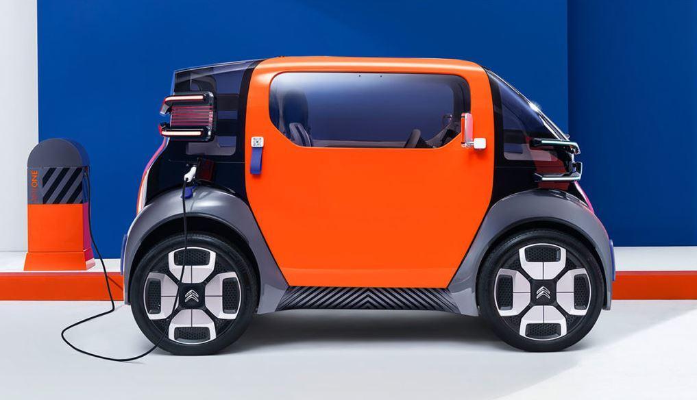 Citroen Ami One Concept als Carsharing-Lösung