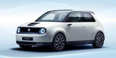 Honda gibt mit dem e Prototype Vorgeschmack auf sein erstes E-Auto