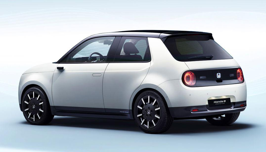Honda e Prototype Elektroauto_1