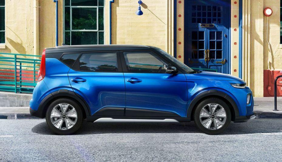 Kia Soul EV Elektroauto 2019