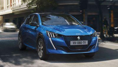 Peugeot e-208 rollt in diesem Jahr auf den Markt