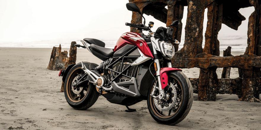 SR F Zero Motorcycles Elektro Motorrad