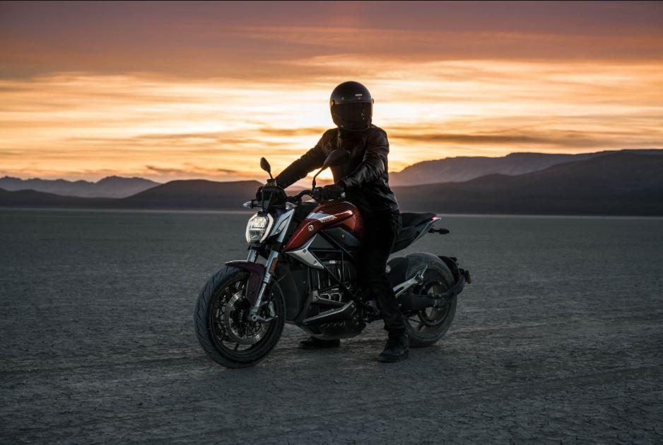 Elektromotorrad SR/F wird das neue Kraftbündel von Zero Motorcycles