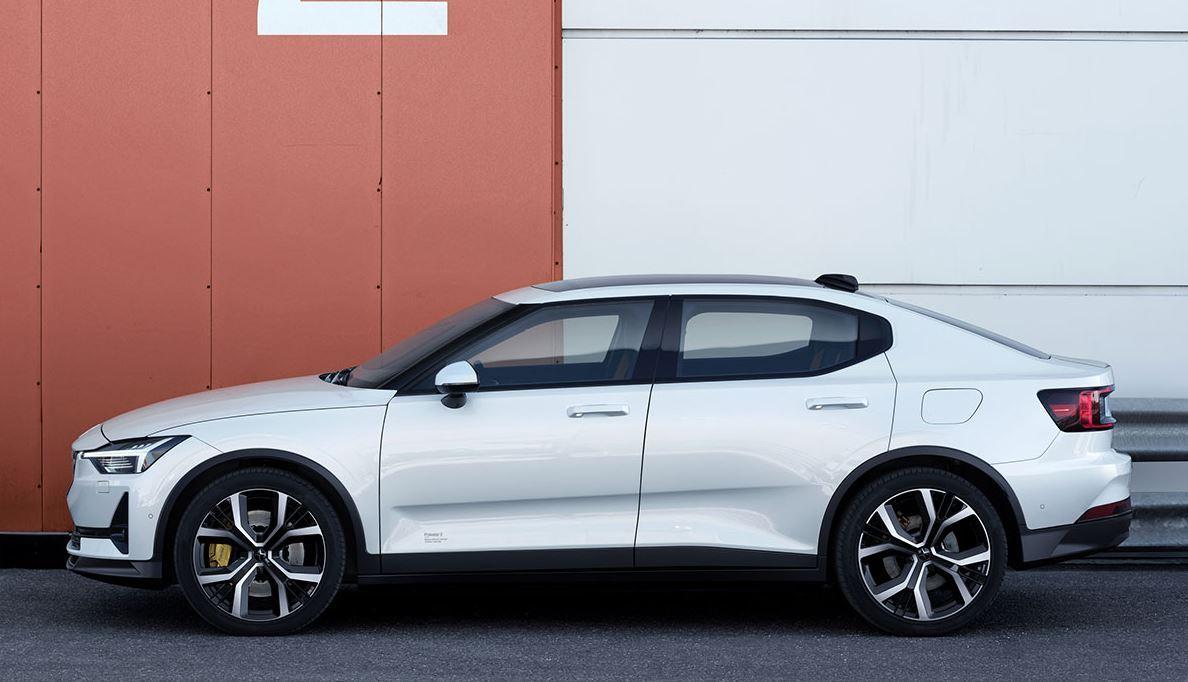 Volvo Polestar 2 Elektroauto_1