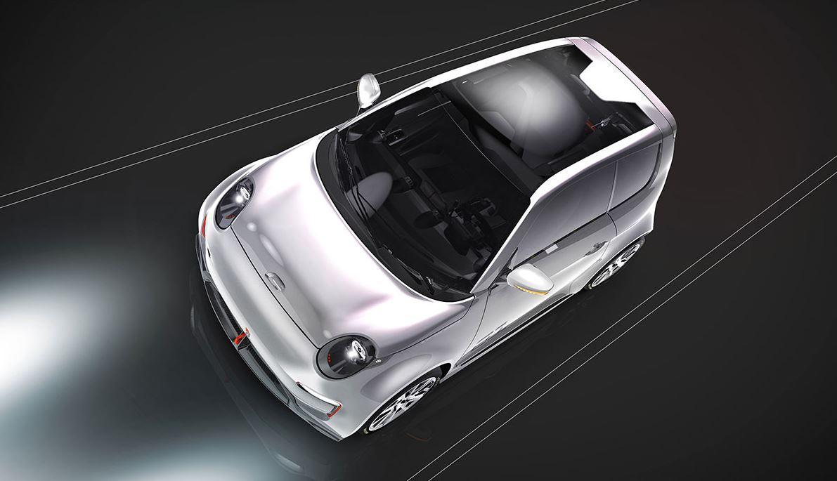 e.Go Life Concept Sport Elektroauto