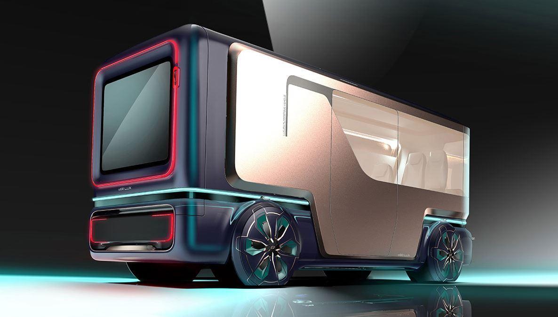 e.Go Mobile Lux Elektro-Kleinbus