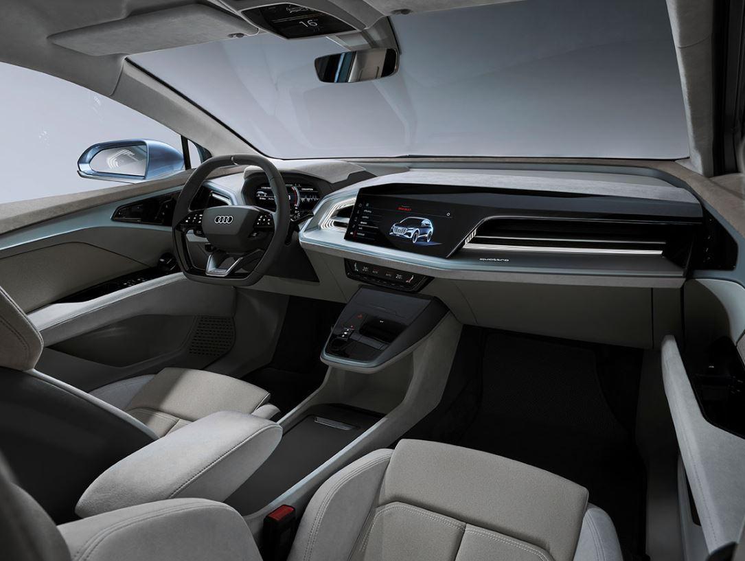 Audi e-tron Q4 Concept Elektroauto_2