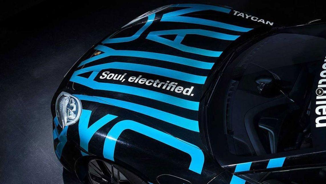 Porsche Taycan: Neues zum Preis und Design des Serienmodells