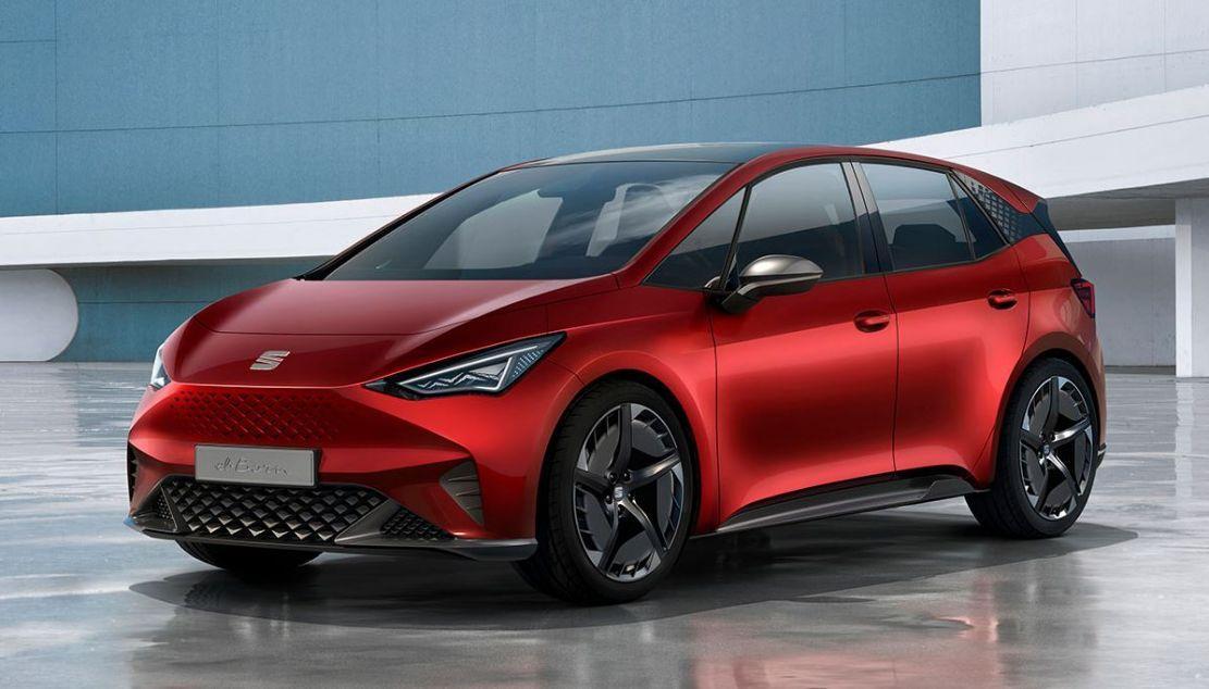 Seat el-Born: Elektroauto mit spanisch-sächsischer Verbindung