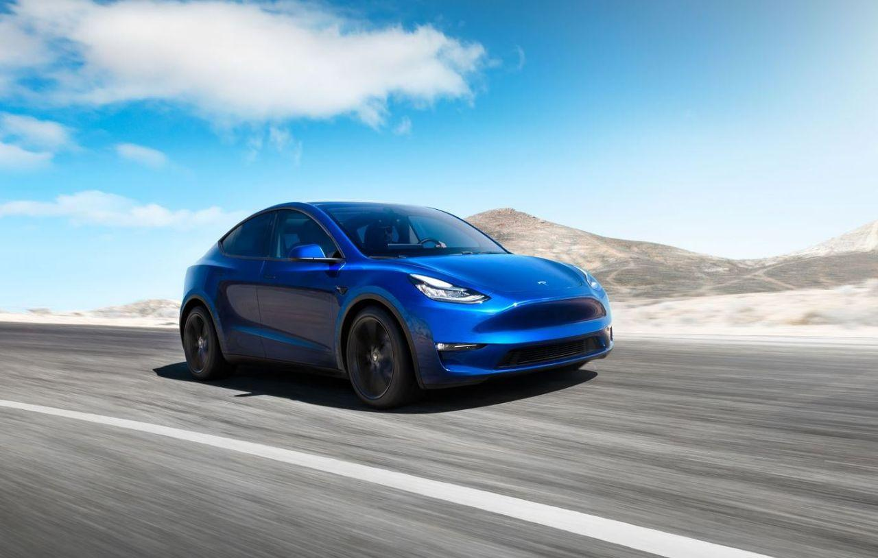 Tesla Model Y Elektroauto_2