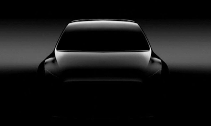 Tesla Model Y Teaser Elektroauto_1