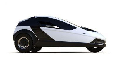 Twike 5: E-Auto mit drei Rädern als Community-Projekt