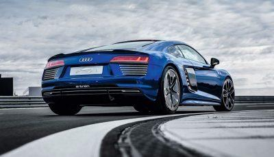Audi peilt Zusammenarbeit mit Rimac für rein elektrischen R8 an