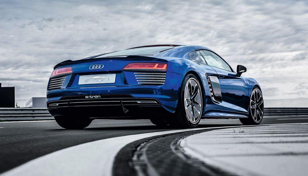 Audi R8 Symbolbild e-tron 2016