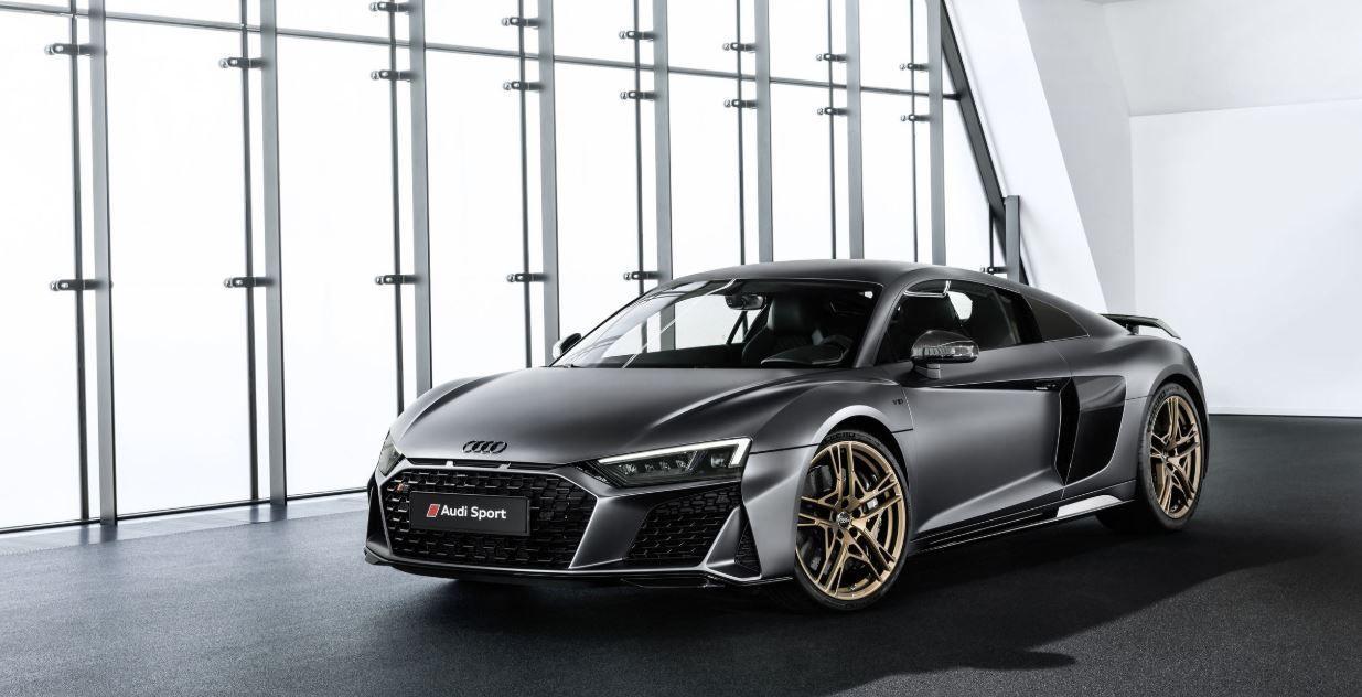 Nachfolger des Audi R8 könnte rein elektrisch erscheinen