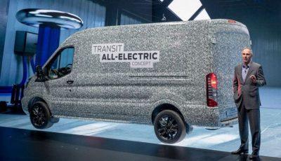 Ford und seine E-Mobilitäts-Pläne für den europäischen Markt