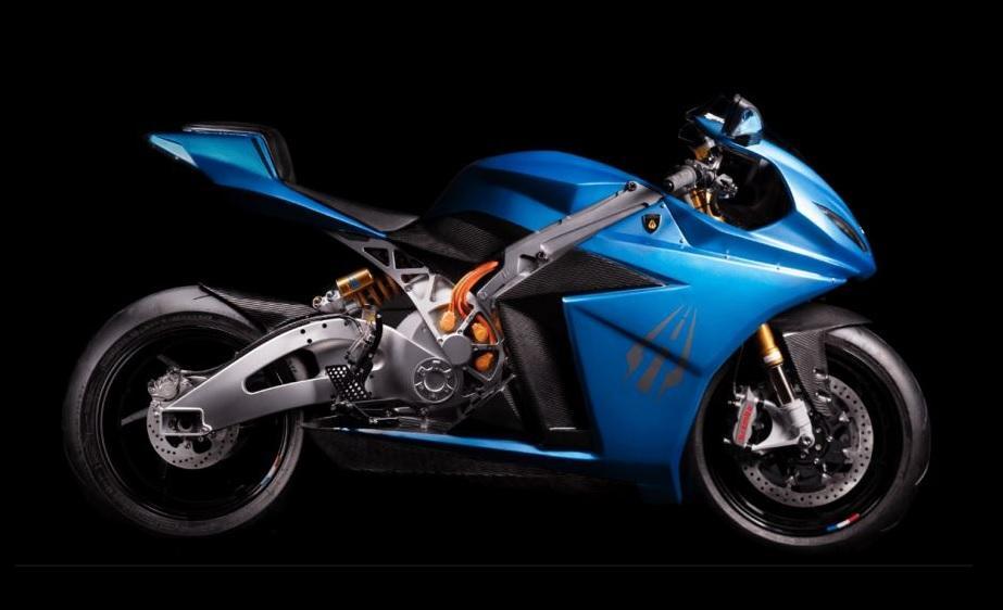 Lightning Motorcycles Strike: E-Motorrad mit bis zu 320 Kilometern Reichweite