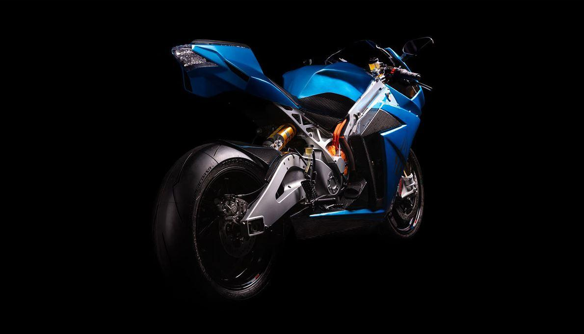 Lightning Motorcycles Strike Elektromotorrad_1