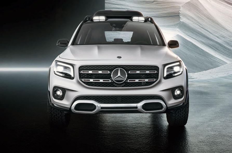 Mercedes EQB fährt ab 2021 als Elektro-SUV vor