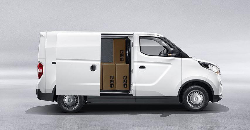 Elektrotransporter EV30 von LDV bietet bis zu 400 Kilometer Reichweite