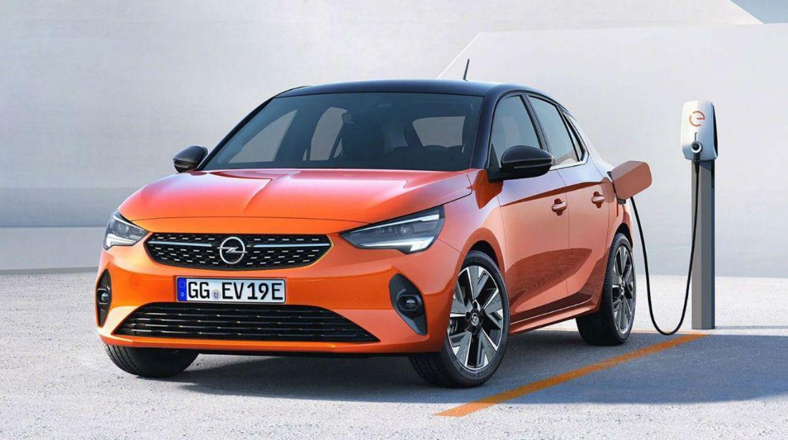 Opel Corsa Elektroauto