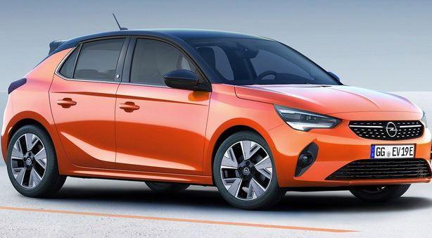 Erste Bilder zum Opel Corsa-e sickern schon vor der Premiere durch