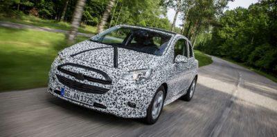 Opel E-Corsa rollt am 4. Juni als Volks-Elektroauto vor